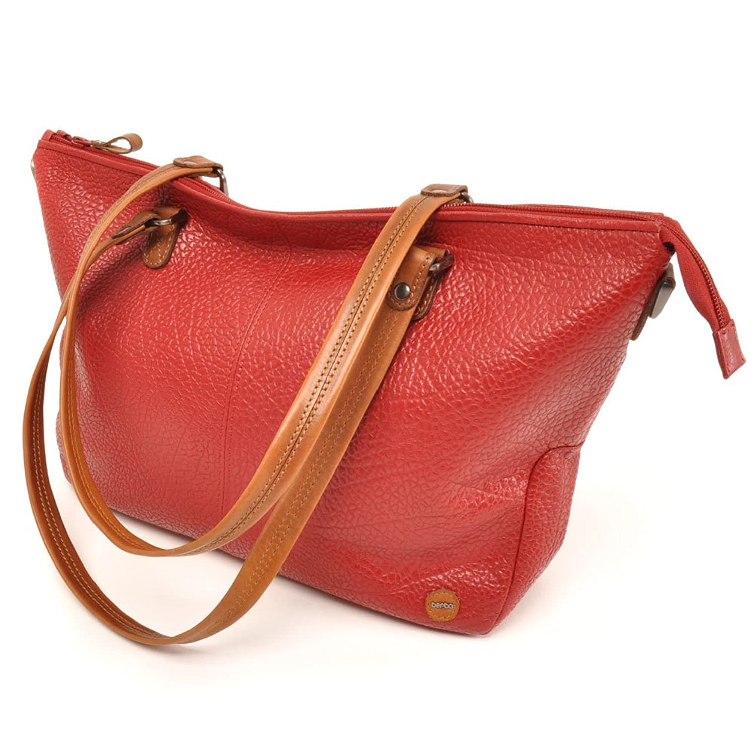 berba Chamonix 103 Shoulder bag in red