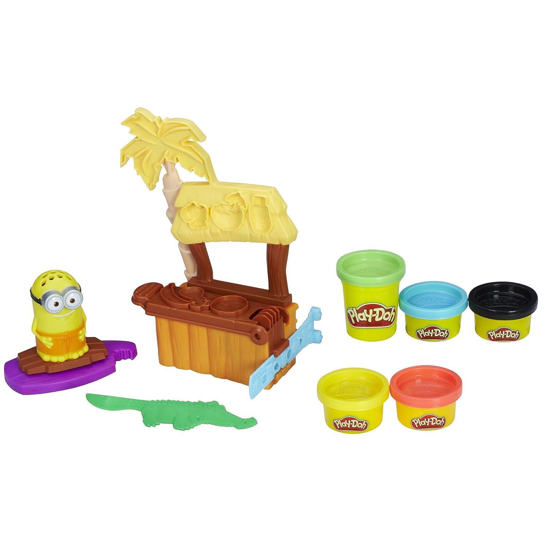 Play-Doh Minions Paradise Set Hasbro Import B9028