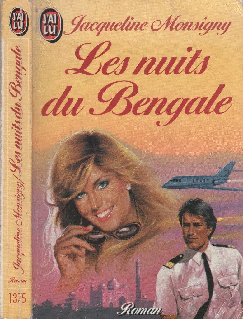 Les nuits du Bengale Poche – 4 janvier 1999 Jacqueline Monsigny J' ai lu 2277213756