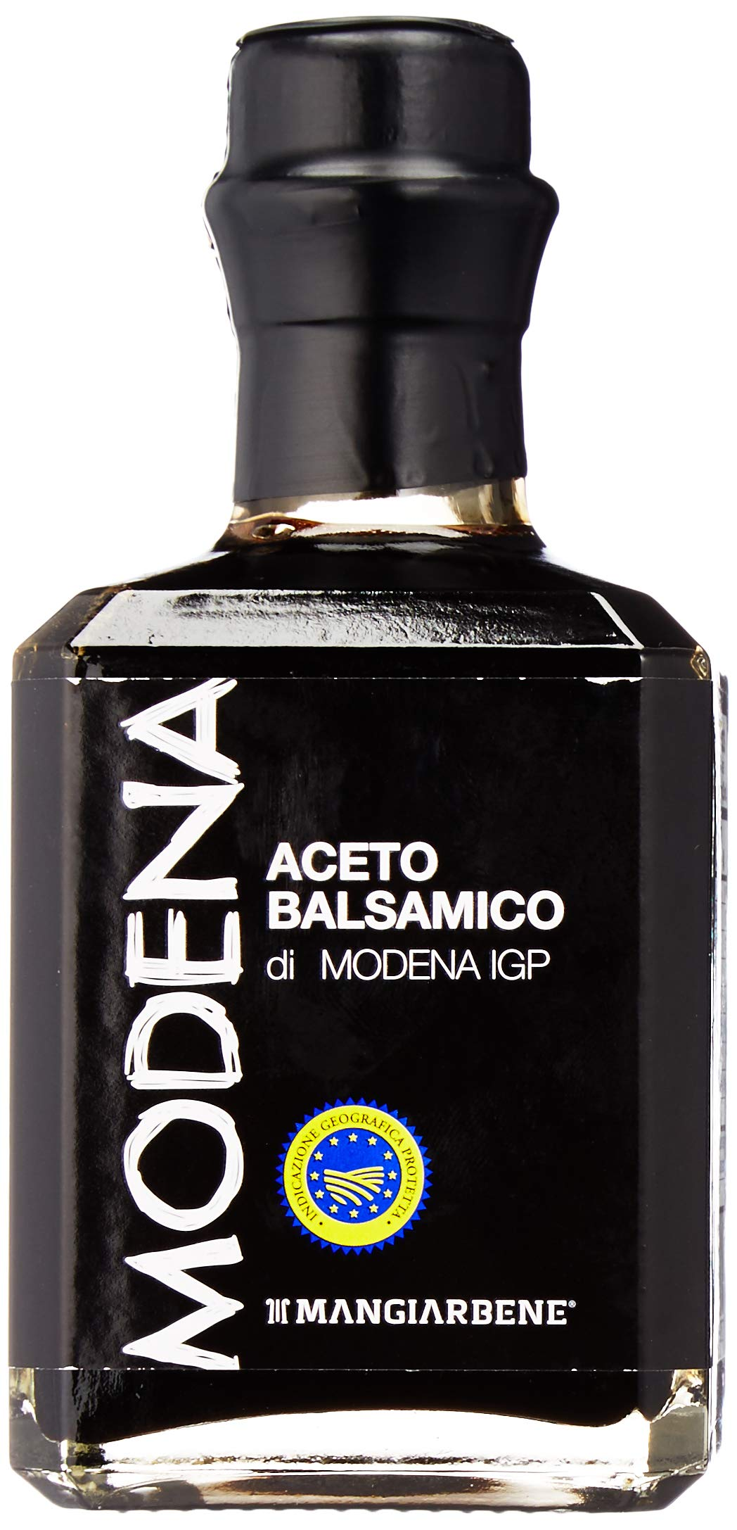 Balsamic Vinegar di Modena IGP Certified Product from Italy, by Serendipity Life. Aceto Balsamico IGP Barrel Aged Premium Thick and Glossy for a perfect dressing (250 ml) (1 Pack) by Serendipity Life