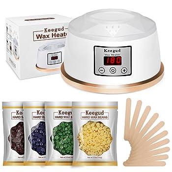 Keegud Wax Warmer Hair Removal Kit