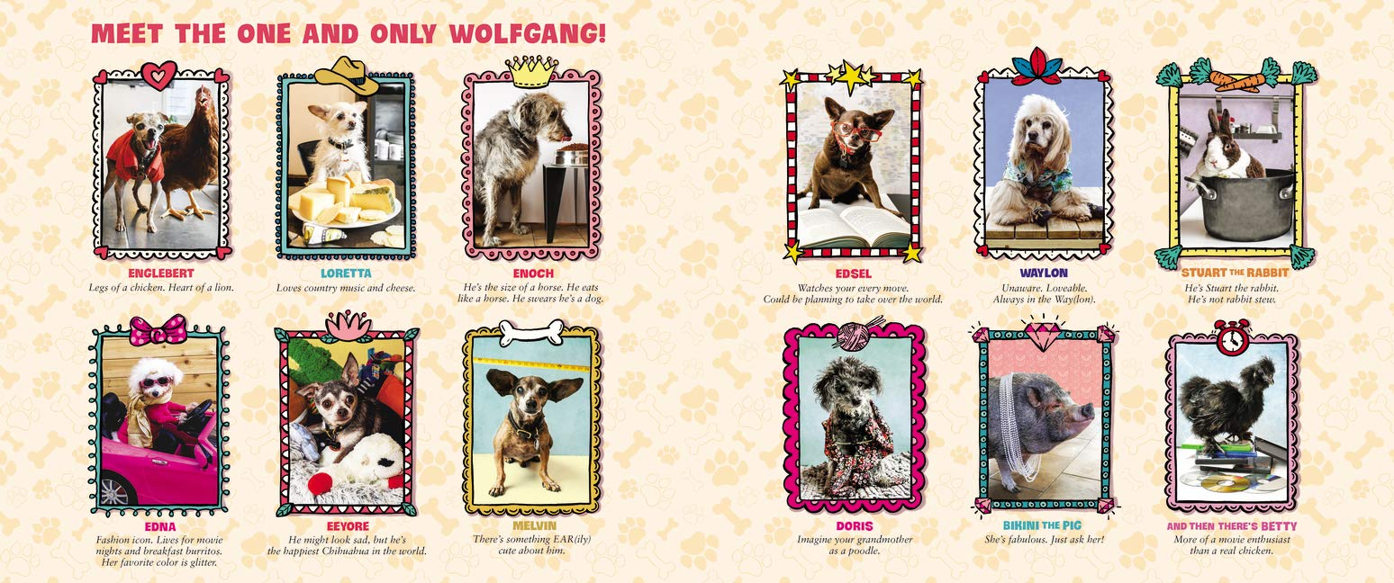 The One & Only Wolfgang: From Pet Rescue to One Big Happy
