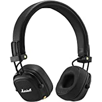 Marshall Major III Bluetooth Headphones, Collapsible Wireless On-Ear Headphones, with 30+ Hours of Wireless Playtime and…