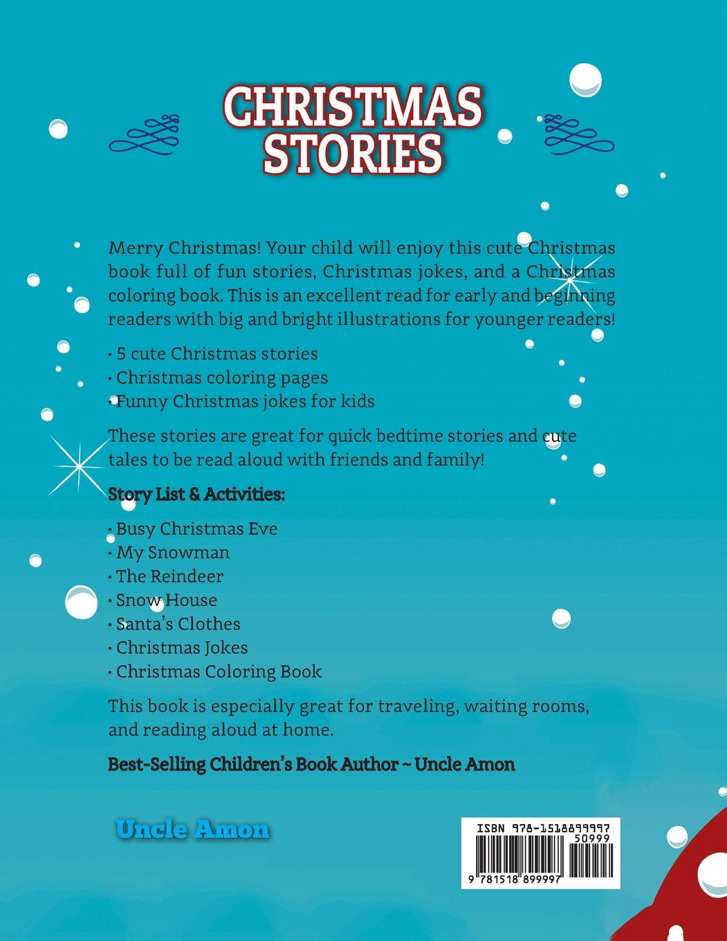 Christmas Stories: Cute Christmas Stories, Christmas Jokes, and ...