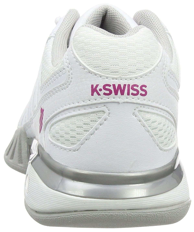 K-Swiss Performance Receiver III Carpet, Zapatillas de Tenis para ...