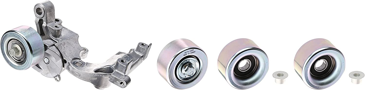 ACDelco ACK070834 Professional Accessory Belt Drive System Tensioner Kit