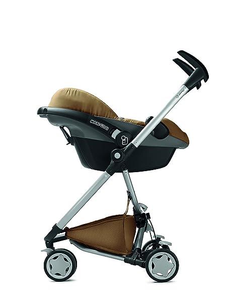 Quinny Zapp Xtra 2.0 - Silla de paseo, grupo 0/0+, color marrón