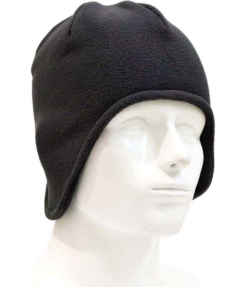 を必要としています休日航空VBIGER 飛行帽 防寒帽子 パイロットキャップ マスク 耳あて付 メンズ レディース 冬 スキー アウトドア 男女兼用