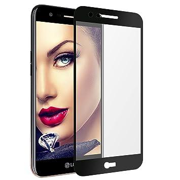 mtb More Energy® Protector de Pantalla Completa para LG K10 2017 ...