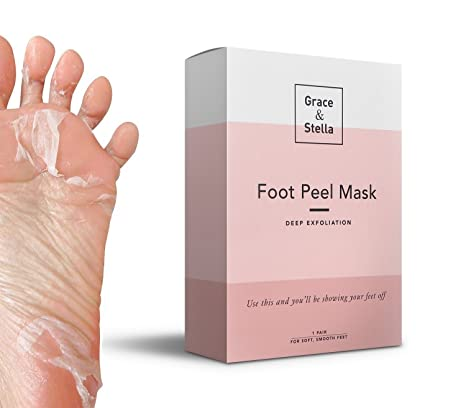 Buy Best Rated Baby Foot Peel Mask Japanese Version By Grace