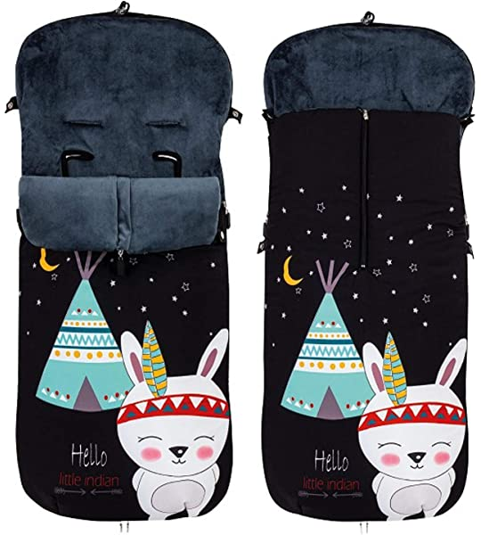 Saco Carro Universal Hello Little Indian