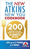 New Atkins New You Cookbook, The