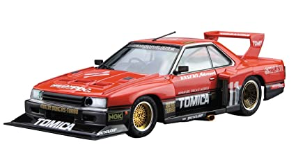 1/24 the cars Nissan KDR30 skyline Super silhouette 82 model car