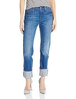 Womens Slouch Alto Boyfriend Jeans Fat Face