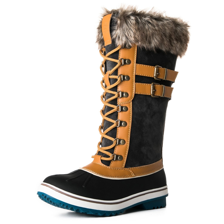 Global Win GLOBALWIN Women's 1730 Winter Snow Boots B075MLZ11Q 8.5(M) US Women's|1735wheat