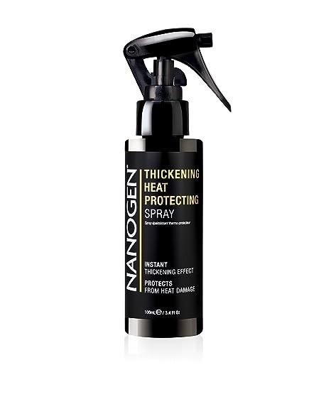 Spray de espesamiento para protección contra el calor de Nanogen