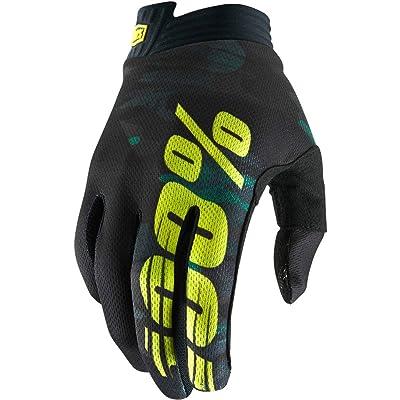 100% 2020 iTrack Gloves (Small) (CAMO): Automotive