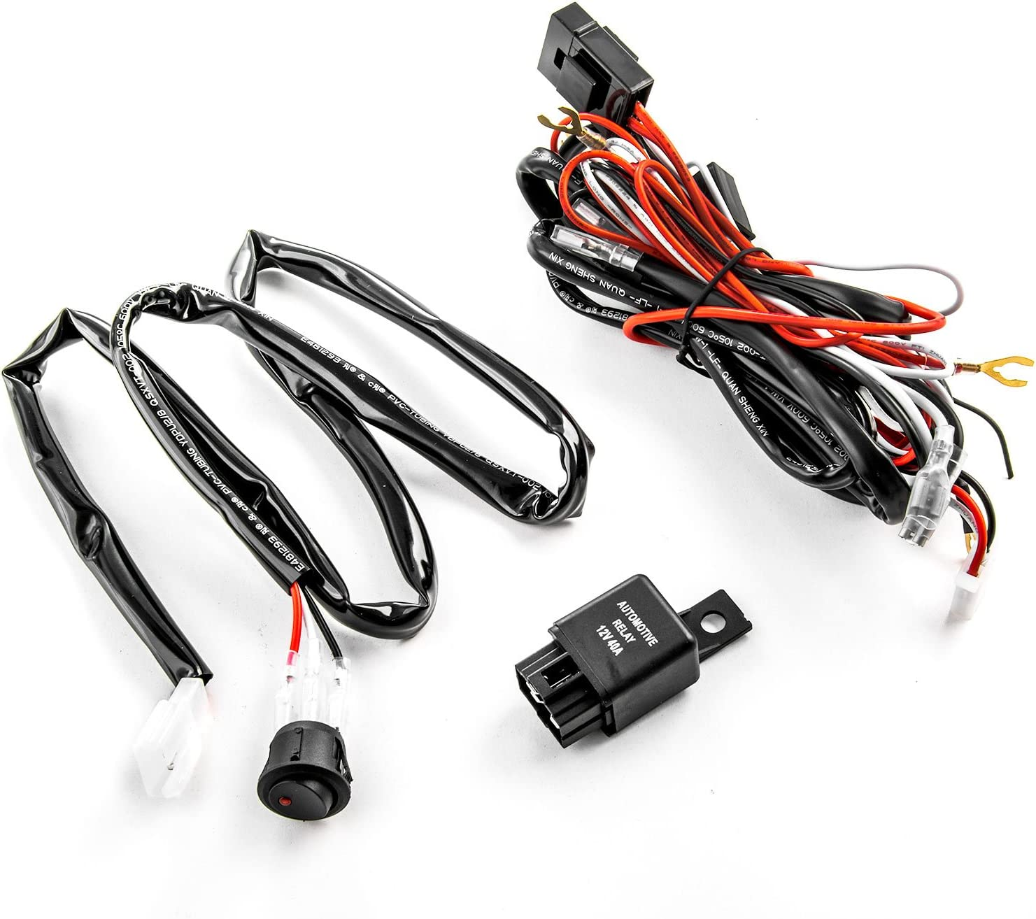 off road auxiliary lights harness wiring diagram off road wiring harness off road auxiliary lights harness #1