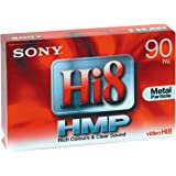 Sony P590HMP Hi8 MP 90 Minutes Camcorder Tape
