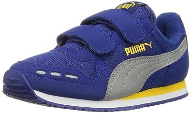 9b90d0955726 PUMA Cabana Racer Mesh V Kids Sneaker (Toddler  Little Kid  Big Kid)