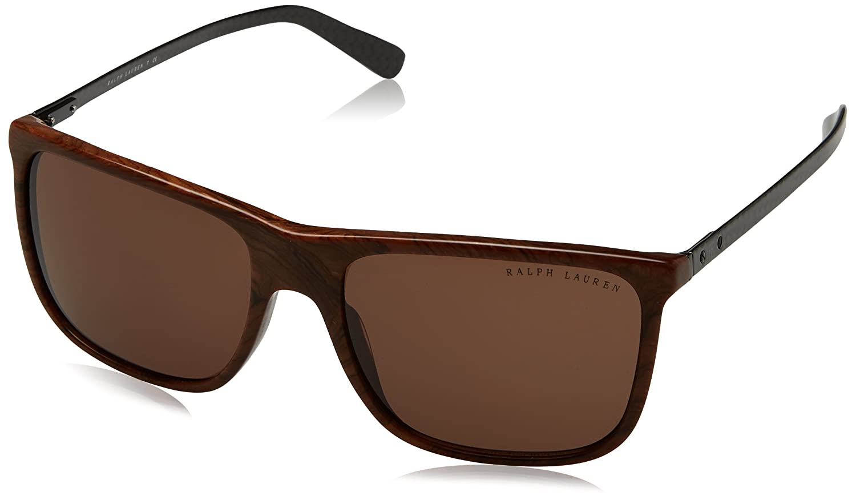 Ralph Lauren 0Rl8157 Gafas de sol, Briar Root Vintage Effect ...