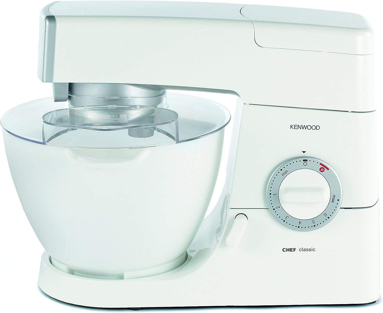 Kenwood KM330 Stand Mixer, 4.6 Litre, 800 Watt, White: Amazon.es: Hogar