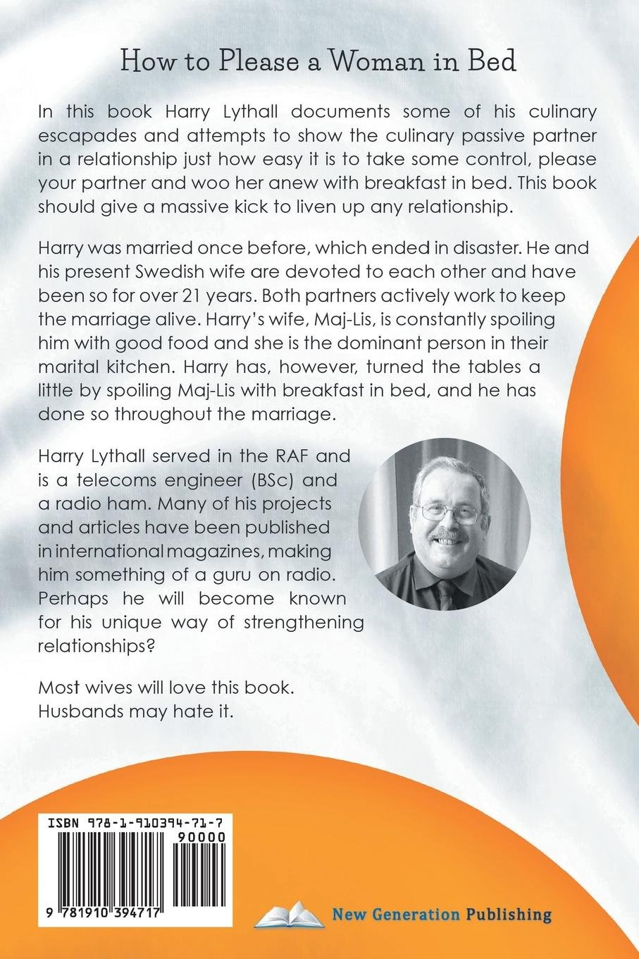 How To Please A Woman In Bed Harry Lythall 9781910394717 Amazon Analogue Radio Control By Sm0vpo Books