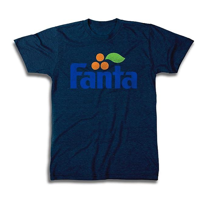 Amazon.com: Camiseta de manga corta Fanta para hombre con ...