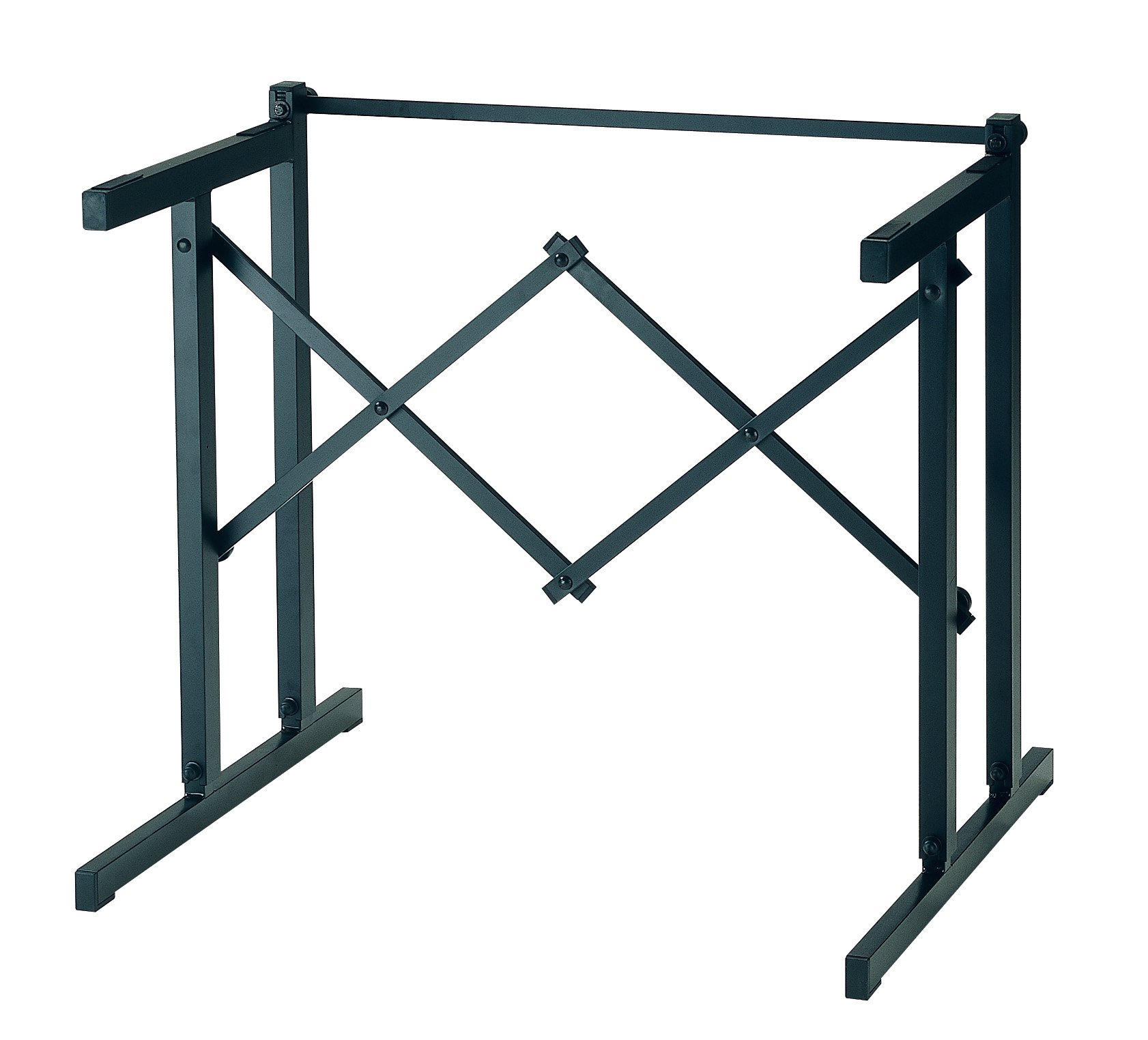 K&M Stands 18880.000.55 Table-style keyboard stand - black