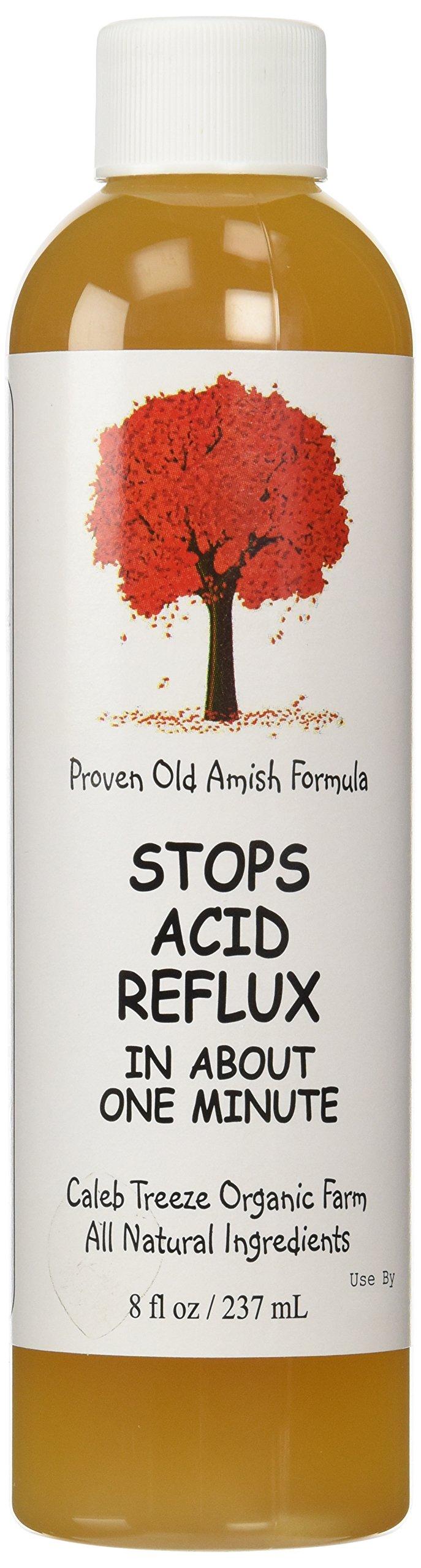 Stops Acid Reflux