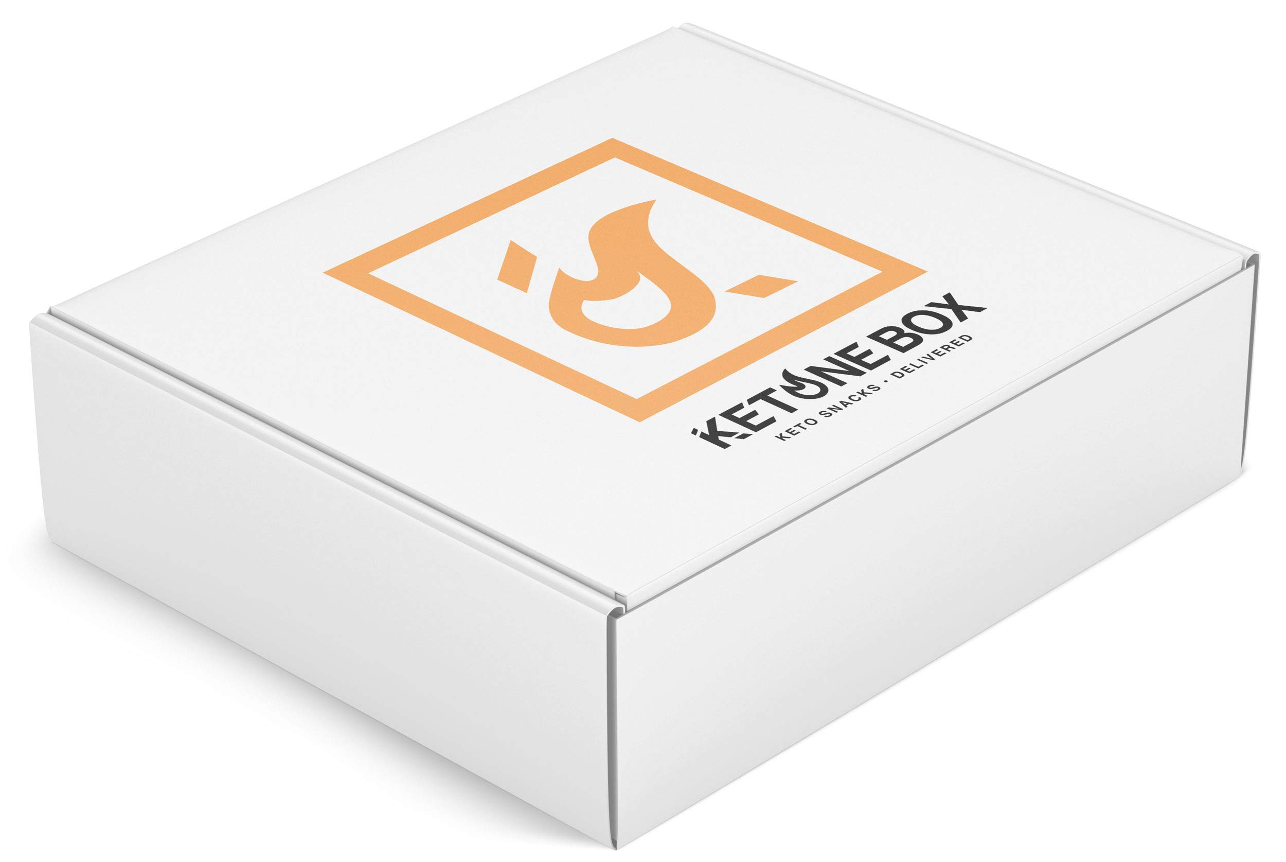 Keto Cheese Snacks Care Package Gift Box (15 Count) - Low Carb Snack - 1g Carbs or less -Ketogenic Friendly -Cello Whisps Cheese Crisps, Just The Cheese Bars, Moon Cheese, Bunker Hill -Variety Flavors by Ketone Box (Image #2)