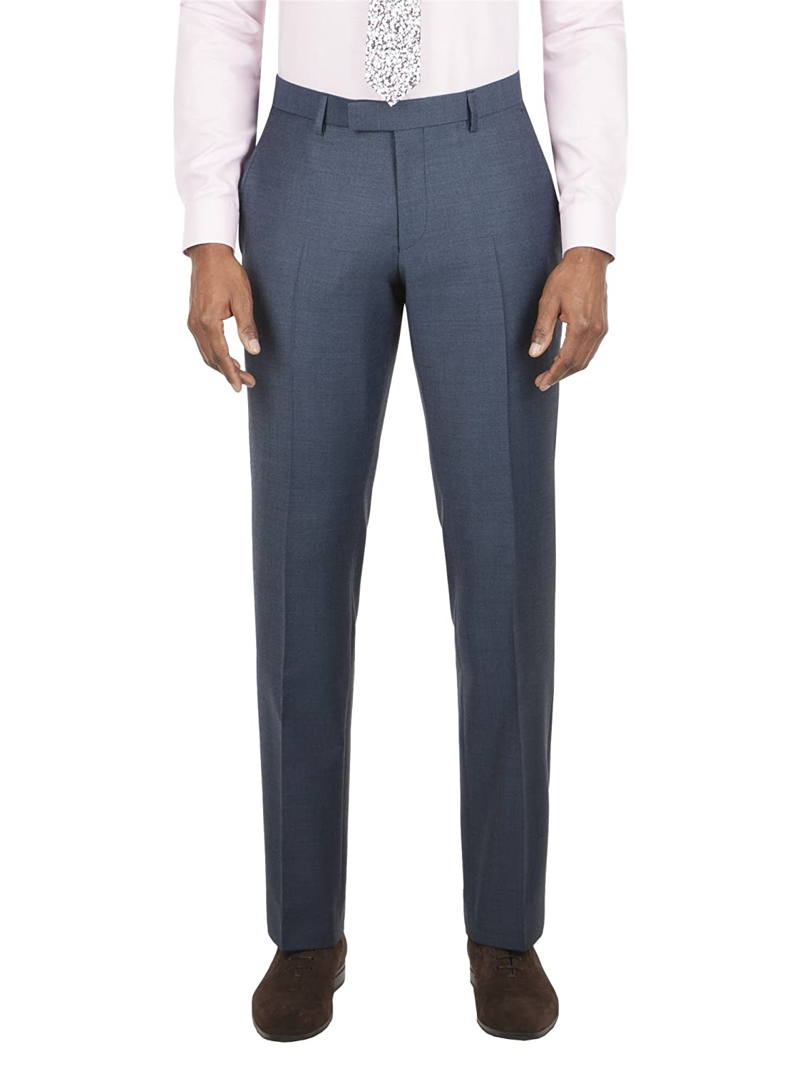 Racing Green Airforce Jaspe Trouser 0043245 by Suit Direct