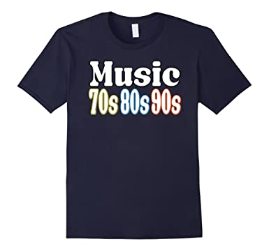 Music 70s 80s 90s Love Old School Unisex T shirt