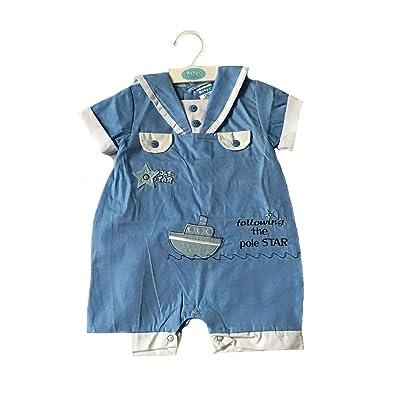 BABY C - Ensemble - Bébé (garçon) 0 à 24 mois Bleu bleu