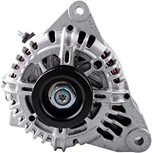 100/% NEW ALTERNATOR FOR KIA OPTIMA 2.5L 2.7L 01,02,03,04 110AMP *ONE YR WARRANTY