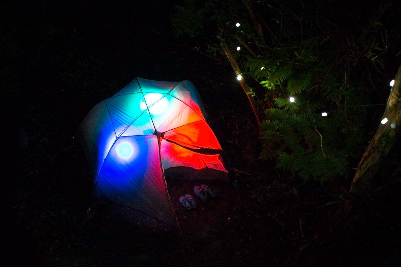 BioLite Sunlight Solar Powered Lantern, Grey by BioLite (Image #9)