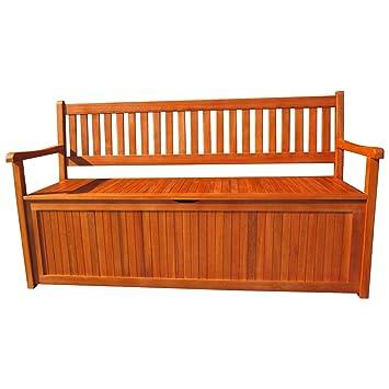 Admirable Benita Storage Bench 3 Seater Fsc Certified Acacia Wood 150 Lamtechconsult Wood Chair Design Ideas Lamtechconsultcom