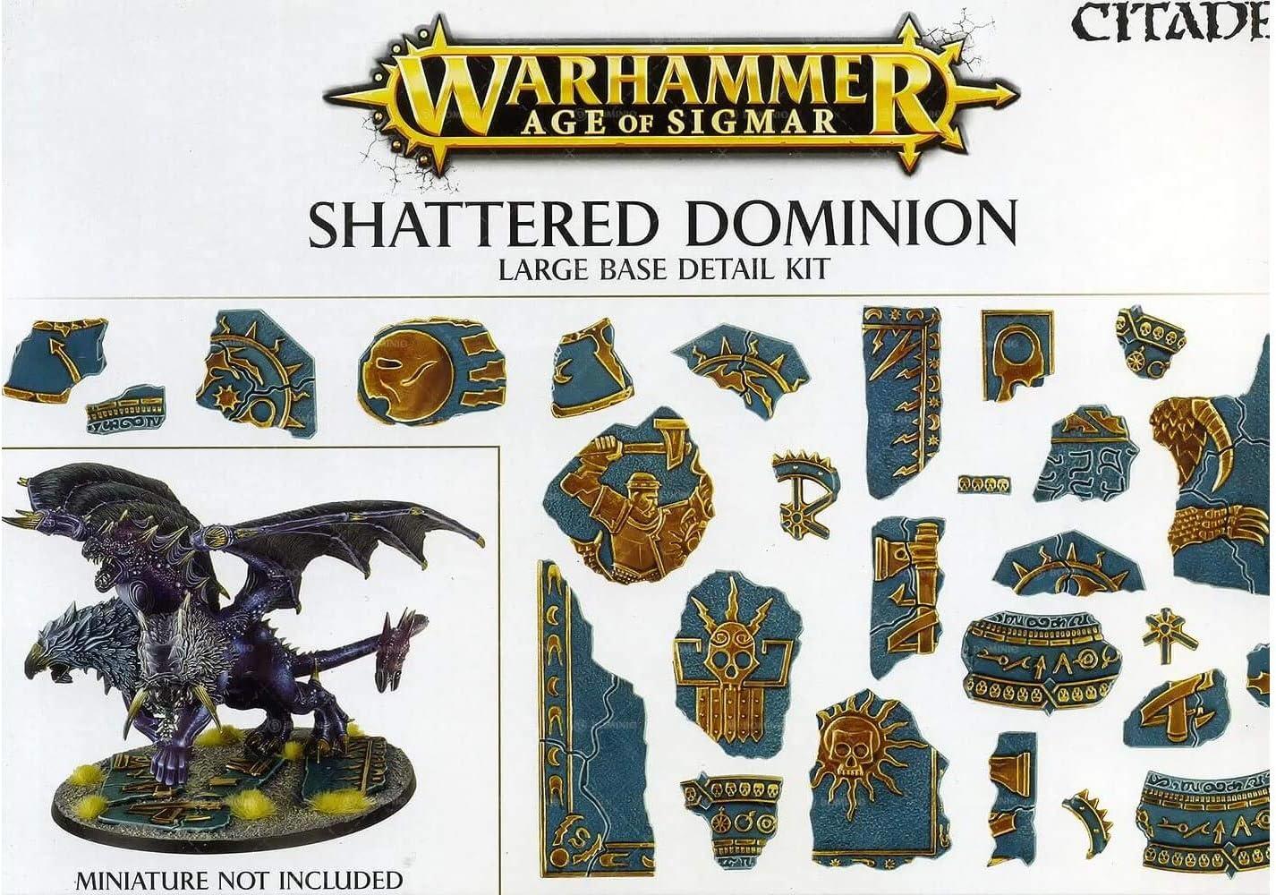 Games Workshop 99120299036 Age of Sigmar Splattered Dominion ...