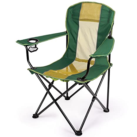 Forfar Quick Chair C&ing Chair Foldable Chair Lightweight Quad Chair with Carrying Bag  sc 1 st  Amazon.com & Amazon.com : Forfar Quick Chair Camping Chair Foldable Chair ...
