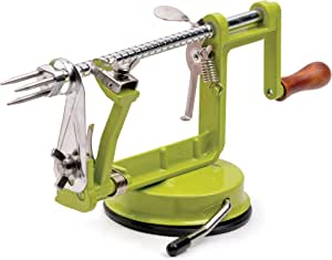 """RSVP International (APLR) Green Apple Slicer, Corer, Peeler 
