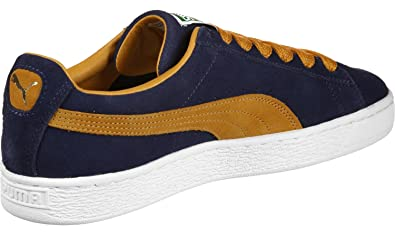 61b6cd8f3d0afb Puma Super Suede Trainers (UK 9