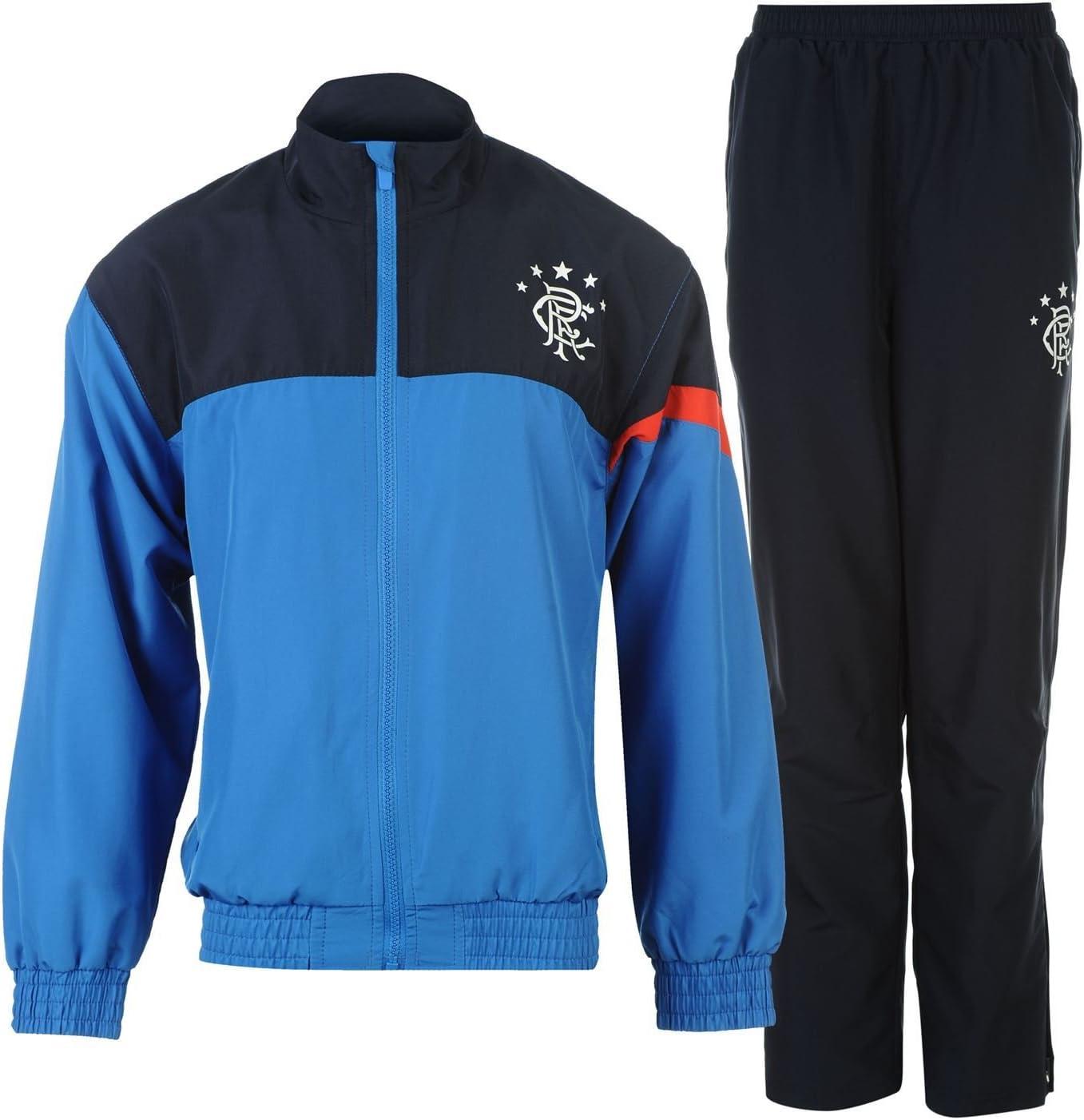 Glasgow Rangers 2 piezas Chándal Juniors Royal/azul marino Fútbol ...