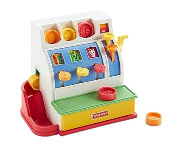 Fisher-Price Caja Registradora (Mattel 72044): Amazon.es: Juguetes y juegos