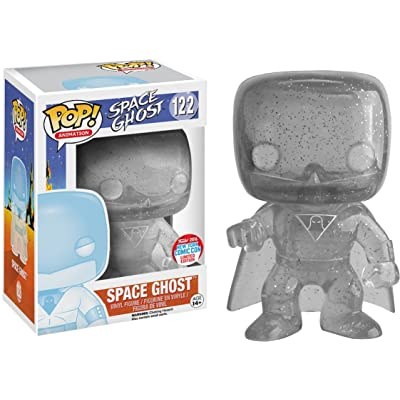 Funko 2016 NYCC Exclusive Pop! Animation Invisible Space Ghost Toy Tokyo Limited Edition: Toys & Games