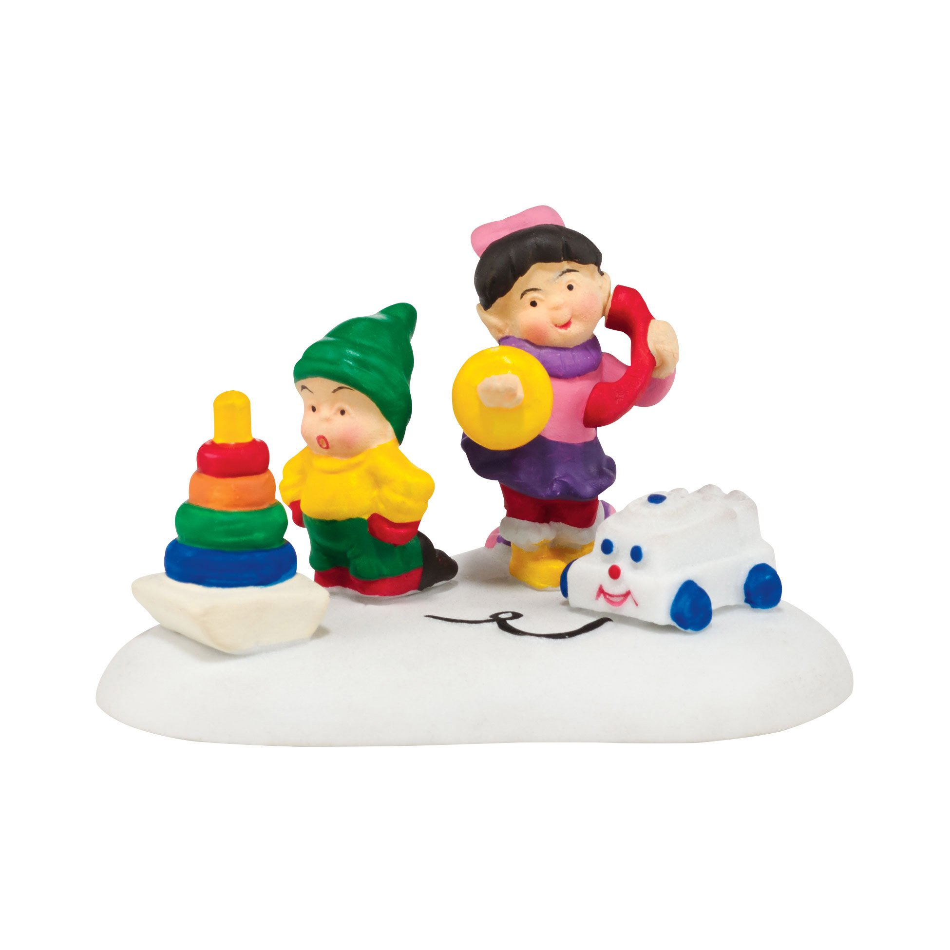 Department 56 North Pole Village Fisher-Price Toys Accessory Figurine, 1.38 inch