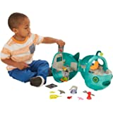 Octonauts DYT07 Midnight Zone Gup-A Playset