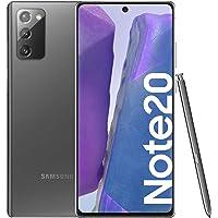 "Samsung Note20 4G - Smartphone Android Libre de 6.7"" I 256 GB I Mystic Gray I [Versión española]"