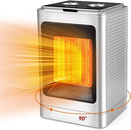 JulyPanny Space Heater Portable Electric Heat