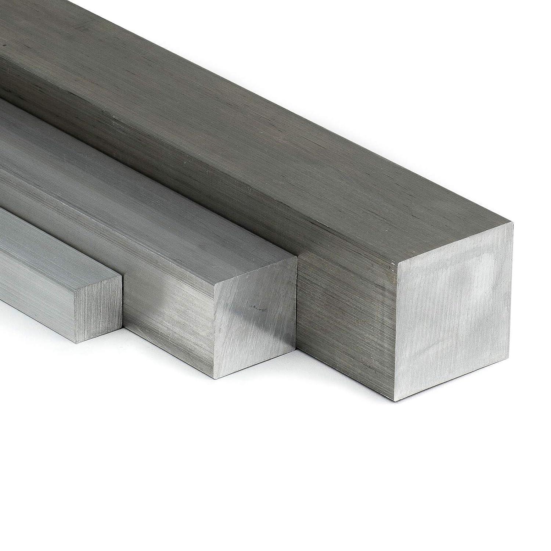 17,5cm Aluminium Vierkant AW-2007 AlCuMgPb 25x25mm L: 175mm auf Zuschnitt