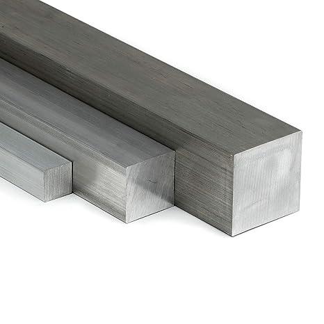 L: 800mm auf Zuschnitt Aluminium Rechteckrohr AW-6060-80x20x2mm 80cm